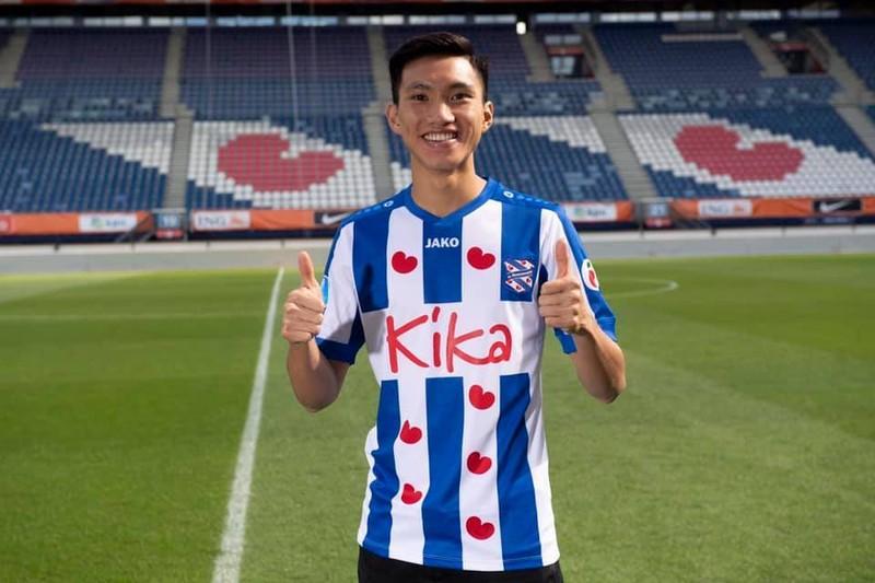 Văn Hậu gia nhập SC Heerenveen nhưng vẫn được về đá Seagames