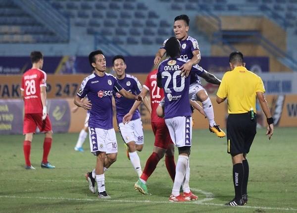 Hà Nội FC đang có đội ngũ hậu cần tốt để cầu thủ tập trung cao độ cho các trận đấu