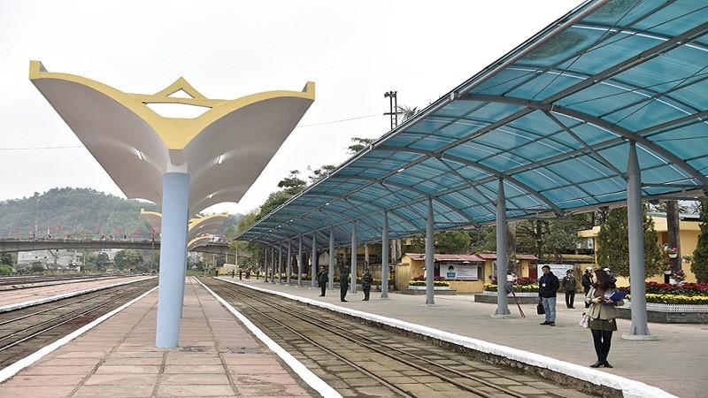 Tuyến liên vận Việt Nam - Trung Quốc qua ga Đồng Đăng (Cao Lộc, Lạng Sơn) sẽ tạm dừng hoạt động