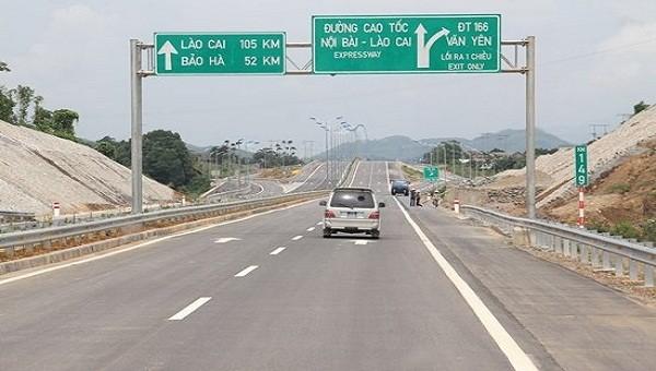 Sắp xây tuyến nối thị xã Nghĩa Lộ với cao tốc Nội Bài - Lào Cai