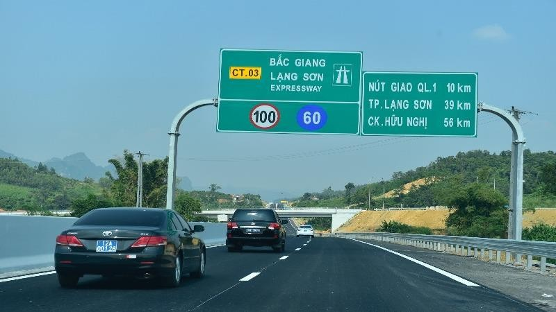 Sau khi cao tốc Bắc Giang- Lạng Sơn hoạt động, thời gian di chuyển Hà Nội – Lạng Sơn chỉ còn khoảng 2 tiếng đồng hồ.