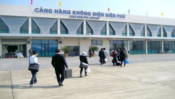 Cảng hàng không Điện Biên.