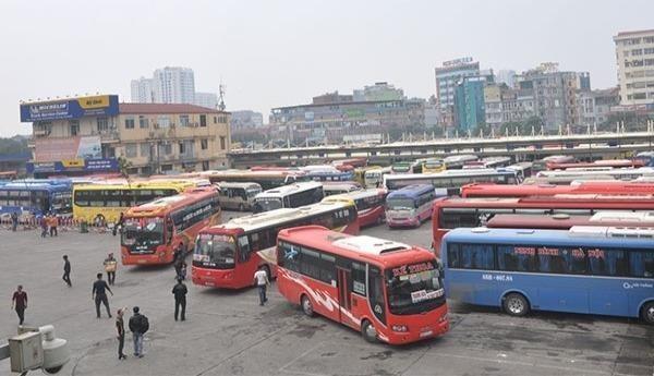 36 tỉnh nhóm nguy cơ thấp được vận chuyển hành khách liên tỉnh