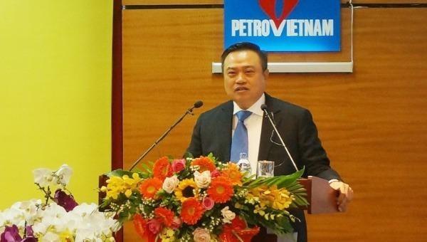 Chủ tịch PVN Trần Sỹ Thanh.