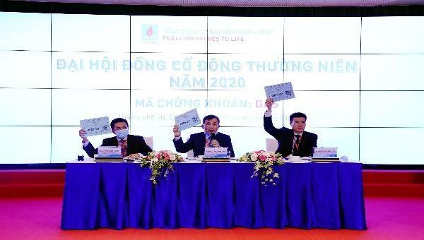Cuộc họp ĐHĐCĐ PV GAS 2020 được tổ chức thành công, đúng quy định