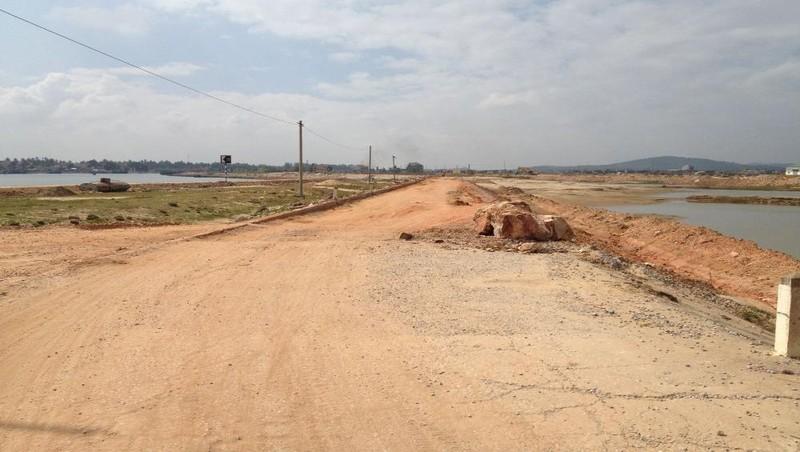 Một đoạn cao tốc Bắc - Nam phía Đông qua tỉnh Nghệ An cần GPMB