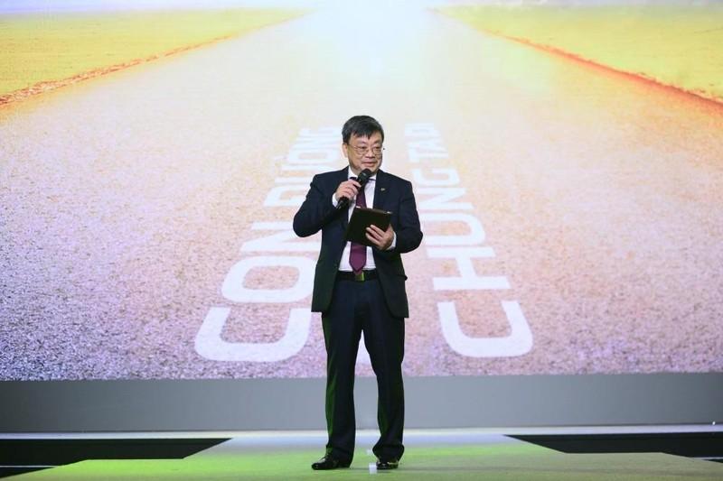 Ông Nguyễn Đăng Quang - Chủ tịch HĐQT Tập đoàn Masan