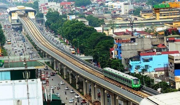 Tuyến đường sắt đô thị Cát Linh - Hà Đông (Hà Nội)