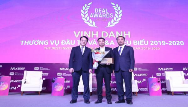 Masan Group là tập đoàn có thương vụ M&A tiêu biểu nhất năm 2019 - 2020
