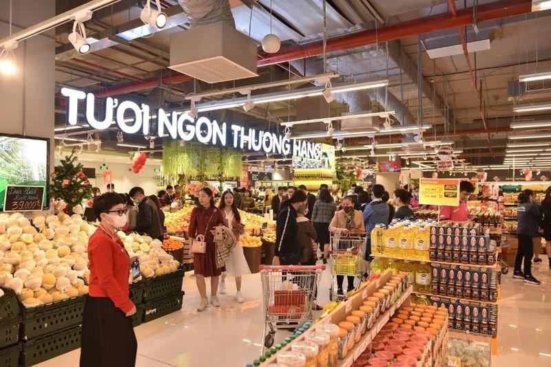 """Tập đoàn Masan ra mắt phiên bản siêu thị mới """"tươi ngon thượng hạng"""""""