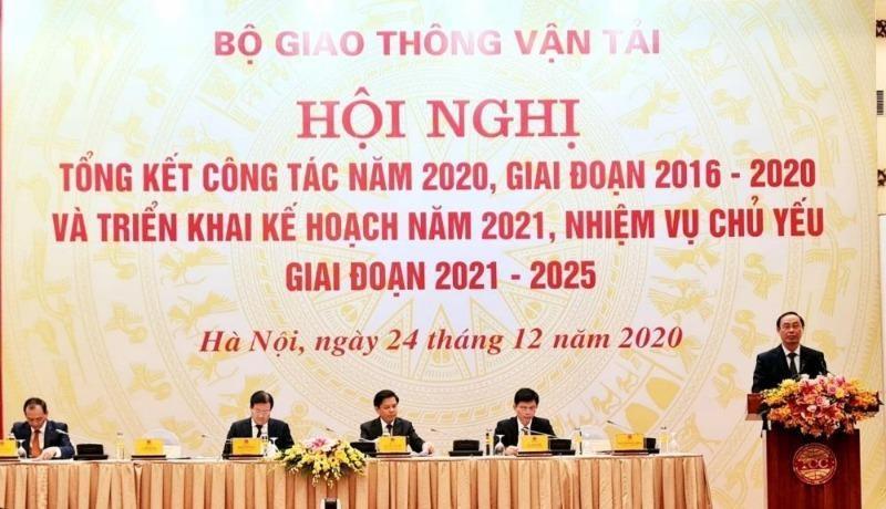 Bộ Giao thông Vận tải giải ngân đạt hơn 80% trong 11 tháng năm 2020