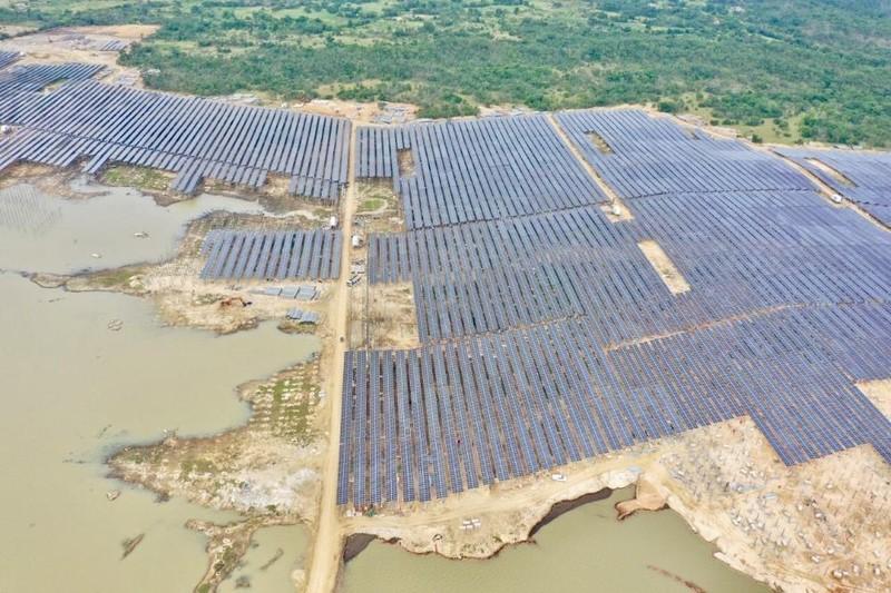 3 nhà máy điện mặt trời của T&T Group hòa vào lưới điện quốc gia