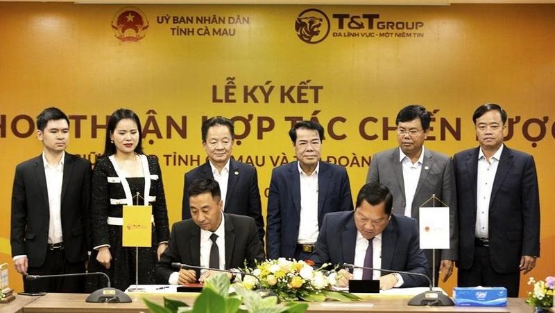 T&T Group muốn đầu tư vào sân bay Cà Mau, làm cao tốc đến Mũi Cà Mau