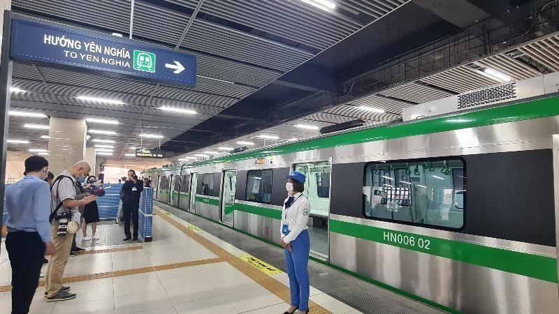 Vì sao đường sắt Cát Linh – Hà Đông chưa thể chạy thương mại dịp 30/4 – 1/5?