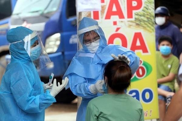 Tình hình dịch bệnh đang diễn ra hết sức phức tạp tại tỉnh Hải Dương (Ảnh minh họa)