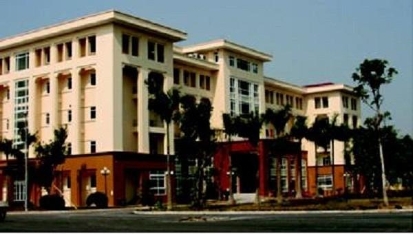 Trường đại học kỹ thuật Y  tế Hải Dương