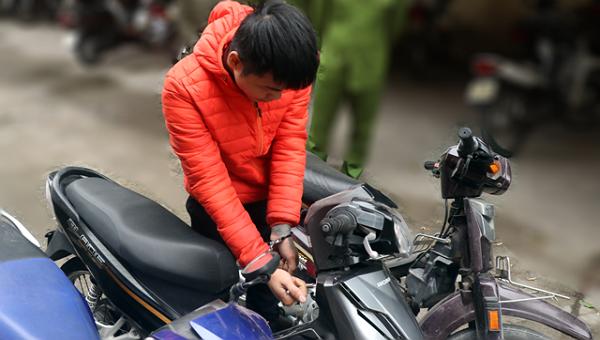 Công an chia nhiều mũi điều tra để triệt phá nhóm trộm xuyên Việt