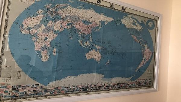 """Phát hiện, thu giữ 03 tấm bản đồ có """"đường lưỡi bò"""" tại 1 doanh nghiệp Trung Quốc"""