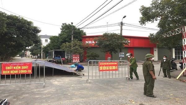 Ổ dịch Covid-19 ở Cẩm Giàng chưa tìm được mối liên hệ với ổ dịch ở Chí Linh