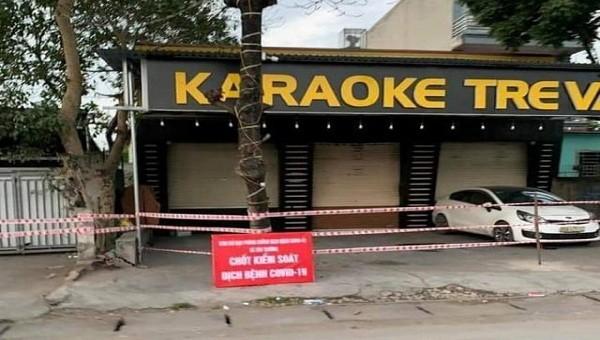 Nữ nhân viên quán Karaoke mới nhiễm Covid-19 ở Hải Dương đã đi những đâu?