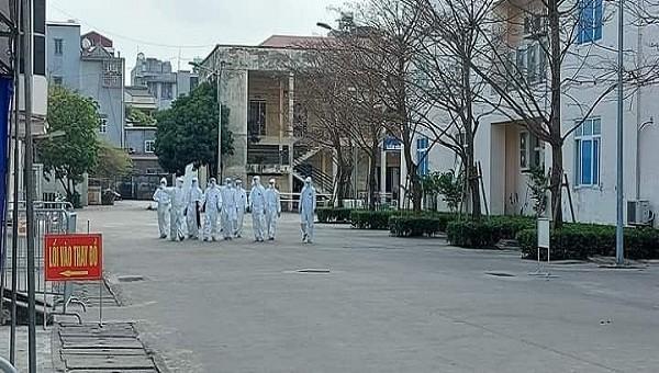 Hải Dương xét nghiệp trên diện rộng từ ngày 24/02