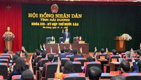 Hai giám đốc sở được bầu làm Phó chủ tịch  UBND tỉnh Hải Dương