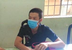 Bắt đối tượng bẻ khóa trộm sơn lúc nửa đêm tại TP Biên Hòa