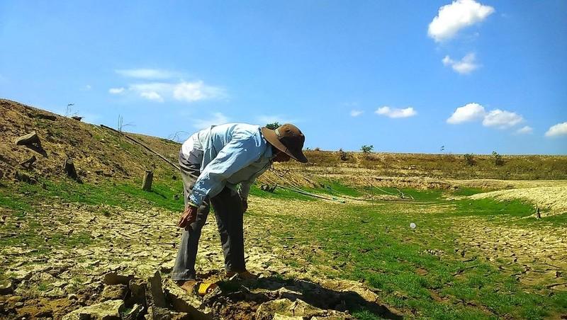 Bình Thuận linh hoạt các phương án cấp nước chống hạn hán