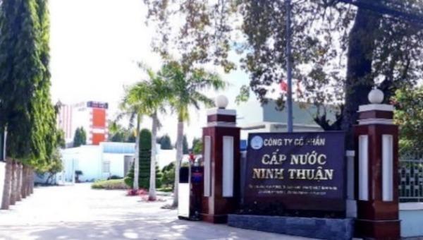 Công ty Cổ phần Cấp nước Ninh Thuận