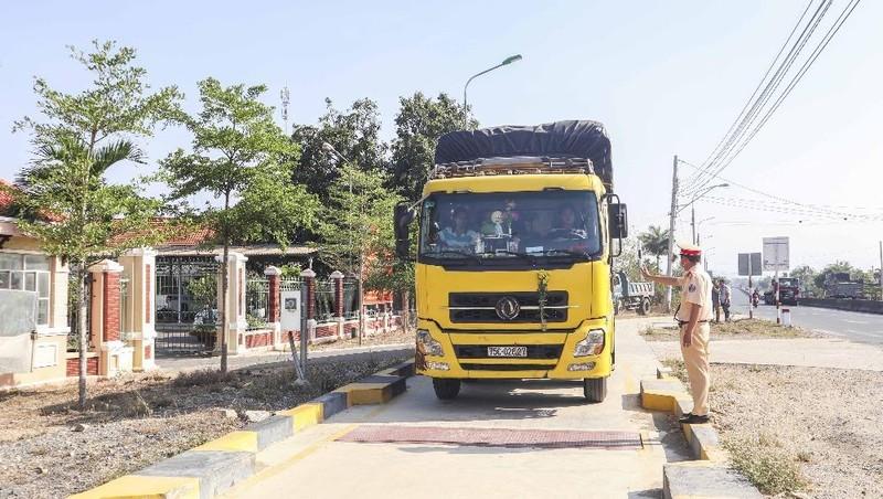 Bình Thuận tăng cường kiểm tra đảm bảo trật tự an toàn giao thông
