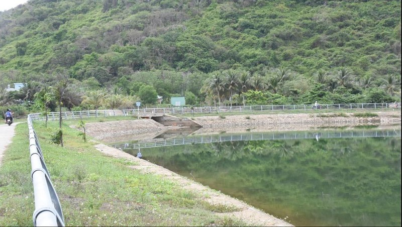 Bảo vệ nguồn nước tại huyện Côn Đảo