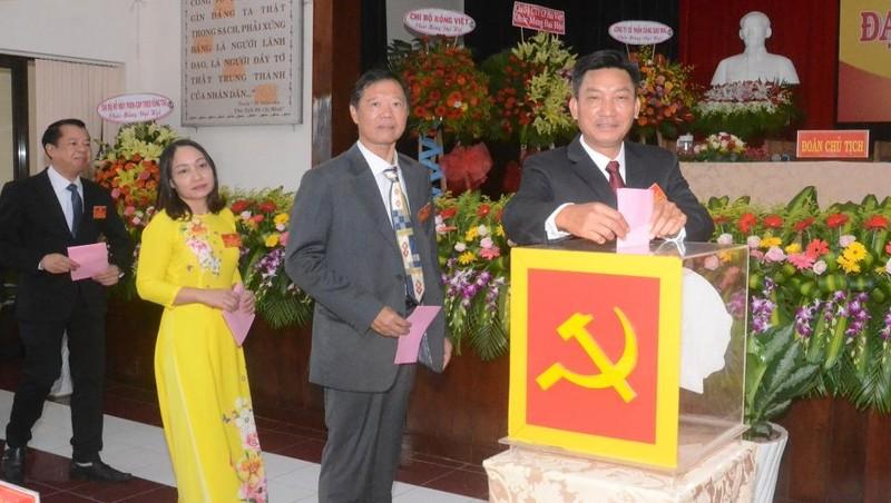 Đại hội Đại biểu Đảng bộ Doanh nghiệp ngoài nhà nước TP Vũng Tàu