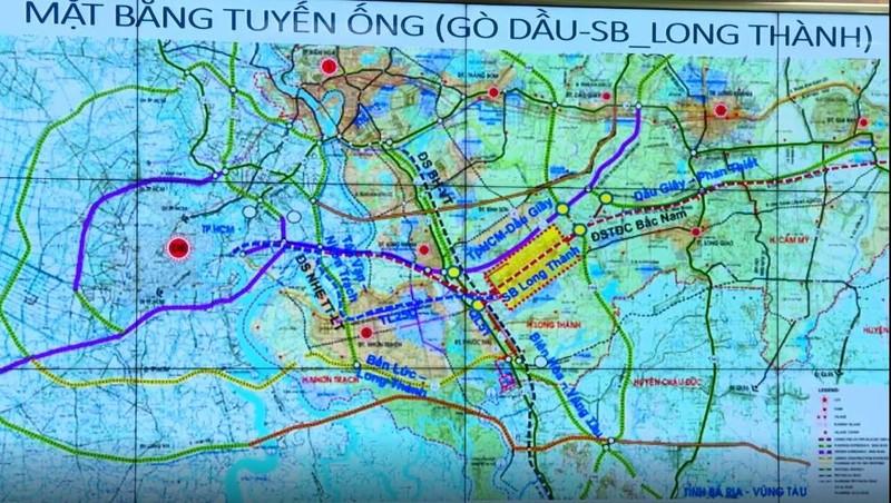 Thông qua chủ trương nghiên cứu kho và tuyến ống cung cấp nhiên liệu cho Sân bay quốc tế Long Thành