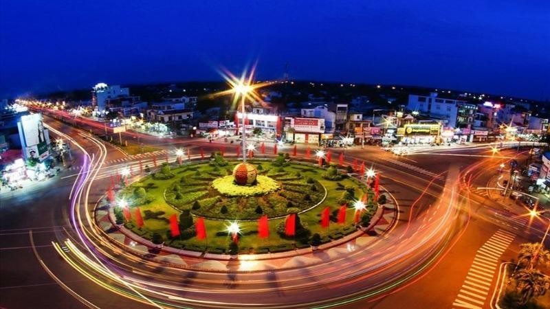 Quá trình đô thị hóa TP Đồng Xoài (tỉnh Bình Phước) diễn ra mạnh mẽ trong thời gian qua.