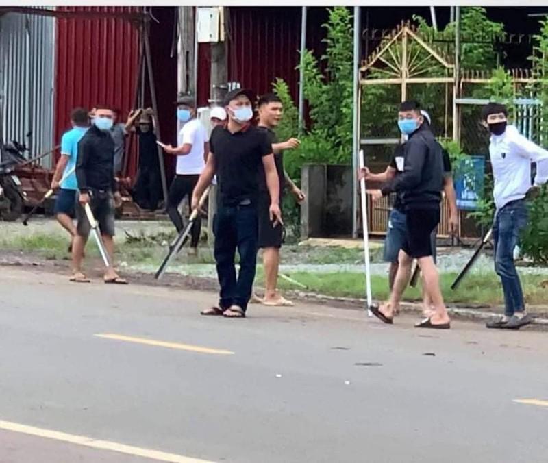 Bắt băng nhóm giang hồ từ Vũng Tàu đến thanh toán đối thủ ở Đồng Nai