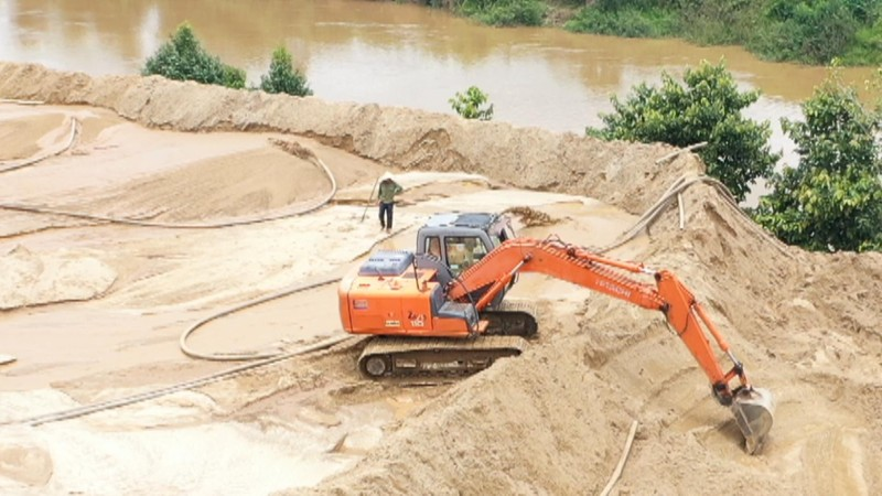 Bức tử thượng nguồn sông Đồng Nai