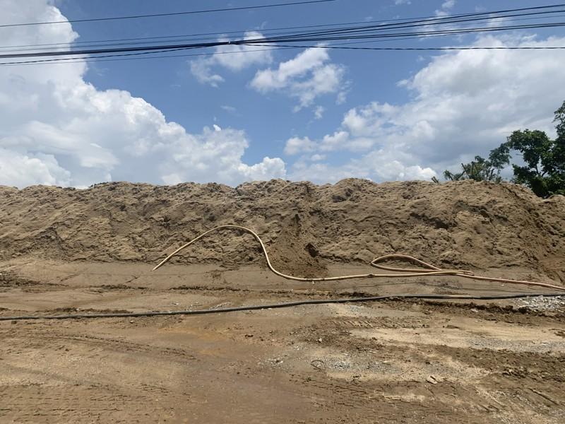 Đồng Nai: Xã Nông thôn mới tan hoang vì cát tặc