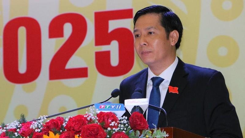Đồng chí Nguyễn Thành Tâm tái đắc cử Bí thư Tỉnh ủy Tây Ninh.