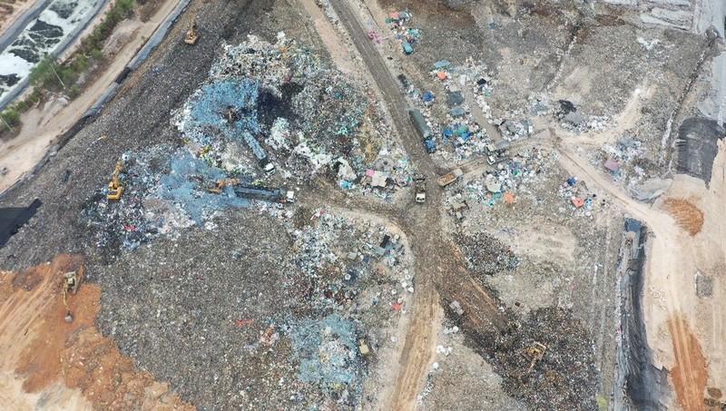 Công ty xử lý rác thải gây ô nhiễm môi trường