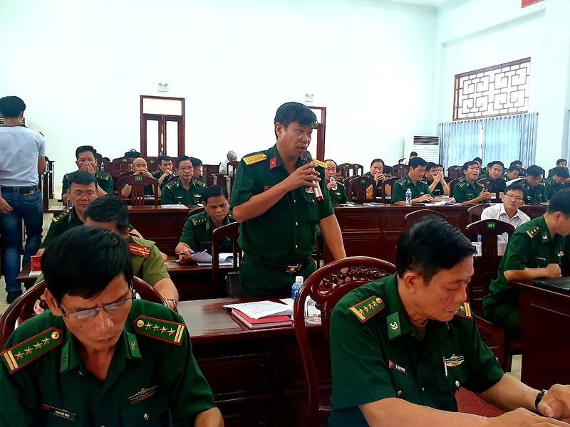 Hội thảo và tọa đàm đóng góp bổ sung Nghị định hướng dẫn Luật Biên phòng Việt Nam