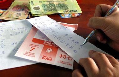 Hé lộ đường dây ghi số đề trên mạng lên đến 25 tỉ tại Lâm Đồng
