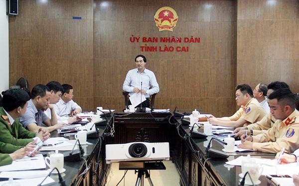 Hội nghị đánh giá công tác bảo đảm an toàn giao thông Qúy I và triển khai phương hướng nhiệm vụ trọng tâm Qúy II năm 2020.