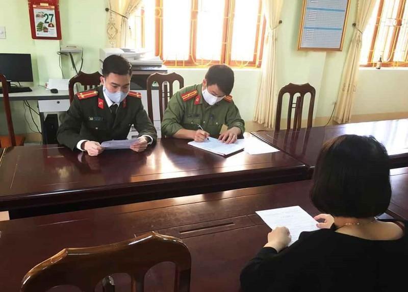 Xử phạt hơn 190 triệu đồng đối với  các vi phạm liên quan đến phòng, chống dịch Covid-19 ở Lai Châu