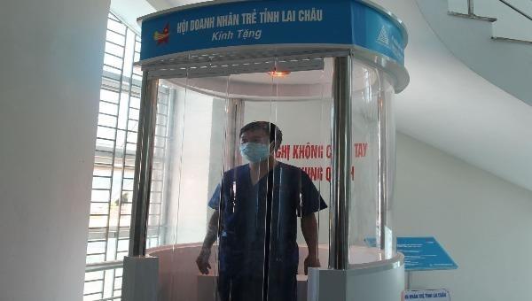 Lai Châu diễn tập sẵn sàng phòng, chống dịch Covid-19