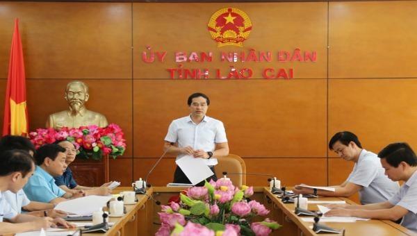 """Phó Chủ tịch Lào Cai """"chốt"""" khởi công 126 công trình trước 30/5/2020"""