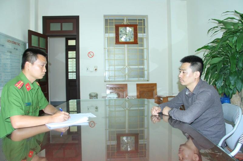 Lào Cai: Bắt đối tượng truy nã đặc biệt nguy hiểm.