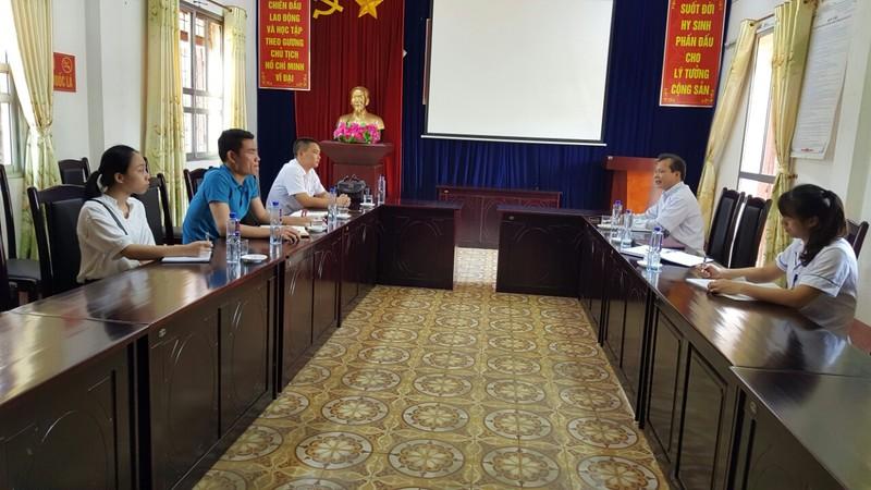 Bé trai tử vong sau 2 ngày nhập viện ở Bệnh viện đa khoa huyện Bảo Yên.