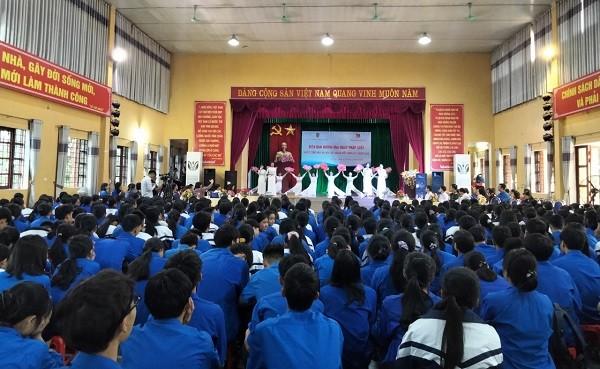 Lào Cai tổ chức Diễn đàn ngày Pháp luật nước Cộng hòa Xã hội Chủ nghĩa Việt Nam