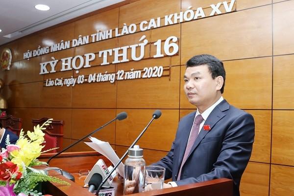 Kỳ họp thứ 16 HĐND tỉnh Lào Cai khóa XV: Xây dựng kế hoạch 5 năm giai đoạn 2021 – 2025