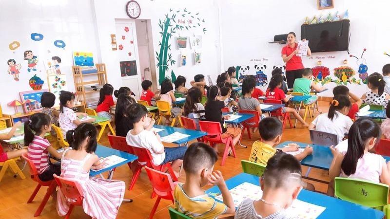 Học sinh mầm non tỉnh Lào Cai nghỉ học đến hết tháng 2/2021. Ảnh minh họa: Toplist.vn